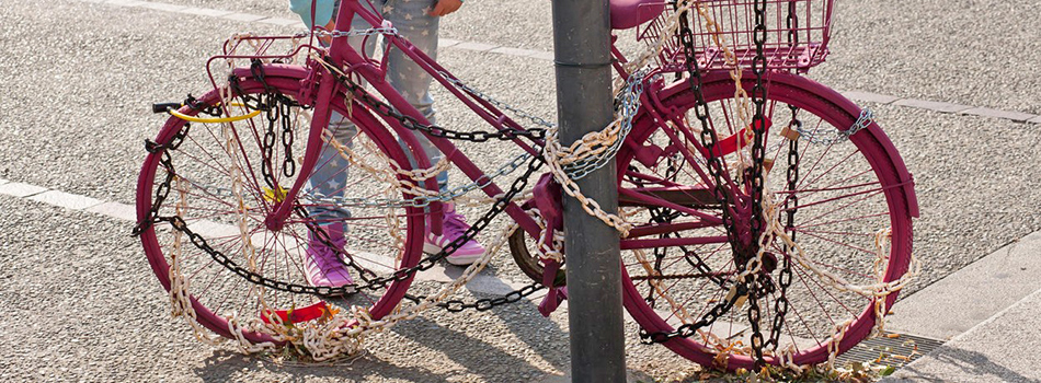 5 Creative Ways to Protect Your Bike from Theft