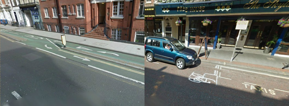 World's Worst Cycle Lanes Pt. 2