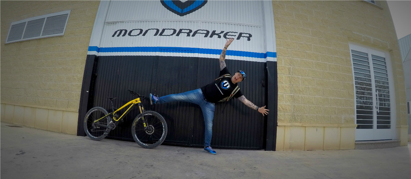 How is Your Beloved Bike Actually Built? We Visited the Mondraker Factory