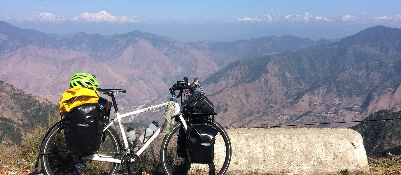 BLOG: Adventurous Cyclist Jack Few Peddles 3,000 Miles Down the Spine of India