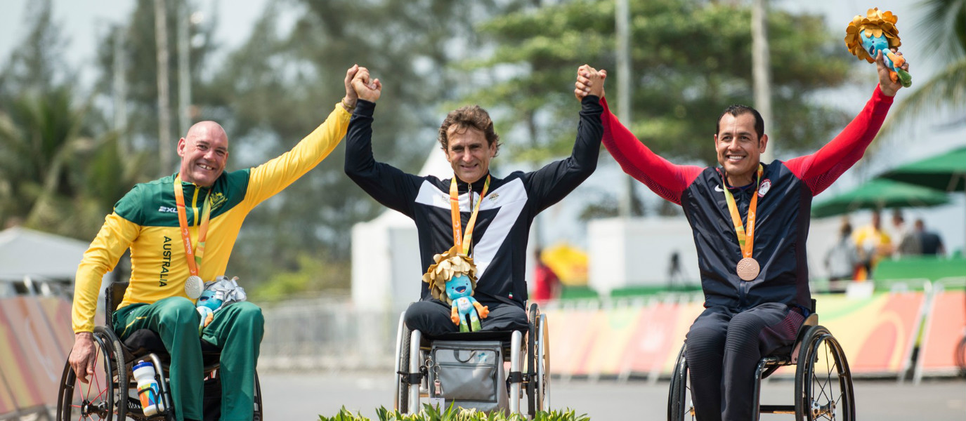 The Unbelievable Journey of Alessandro Zanardi: From F1 to Paralympic Gold