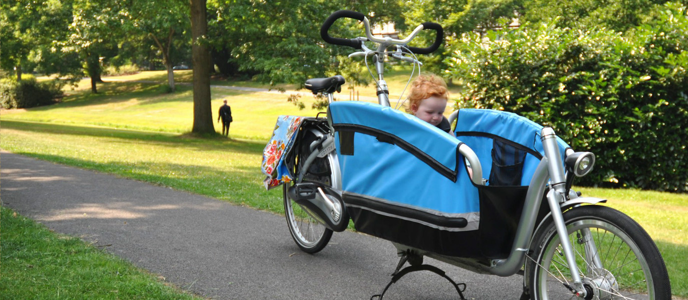 Cargo Bikes – the Future or the Past?
