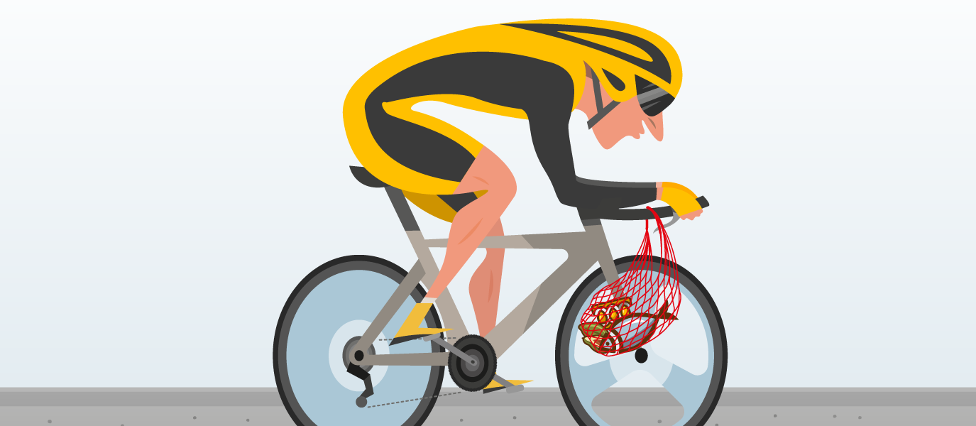 How to Become a Fat-Adapted Cyclist: Diet