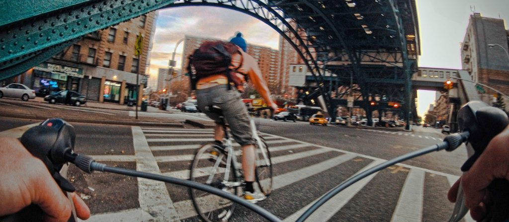 Gallery: You Can Try Hard but You'll Never Be as Cool as NYC Cyclists