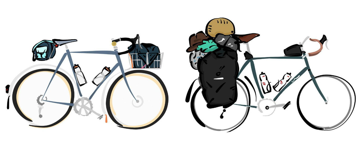 Bicycle Art: Guy Puts Us All to Shame with Just His Index Finger