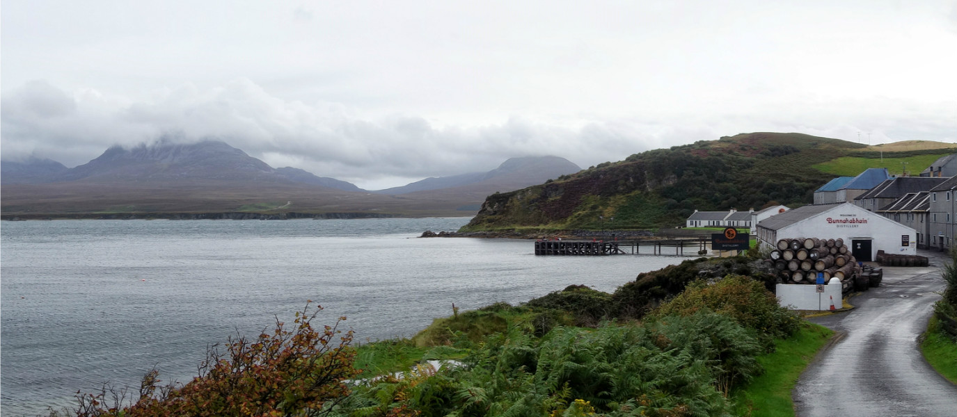 Cycling Trip Around the Scottish Distilleries? You'll Want to See This