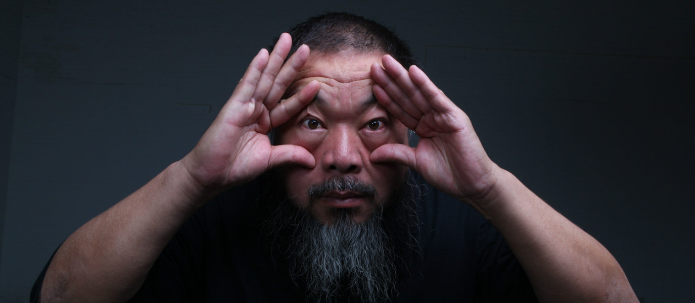 Chinese Cycling Art: Ai Weiwei's Sculptures Symbolize Freedom