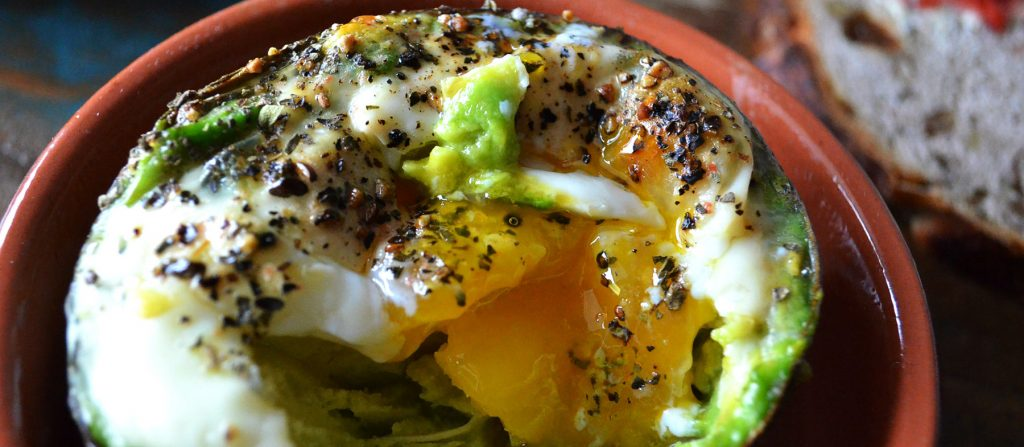 breakfast-sunny-side-eggs-avocado-feta