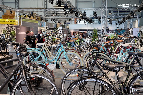 As the world's leading trade fair, the Eurobike is a fixed point in the cycling industry's calendar.
