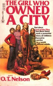 The girl who owned a city cover, Image: Goodreads.com