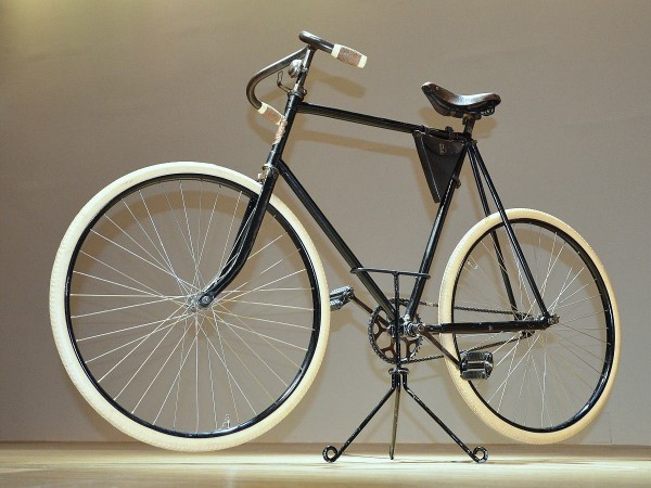 Laurin & Klement - Slavia bicycle