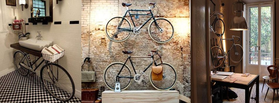 15 Great Ideas For A Bike Friendly Home
