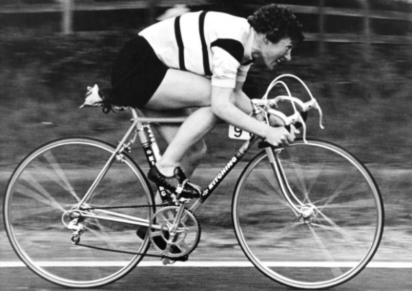 Having won a whopping 72 national time trial titles and been the British Best All Rounder in all time trial distances for more than 25 successive years Beryl Burton even held the men's world 12-hour time trial record from 1967-1969.