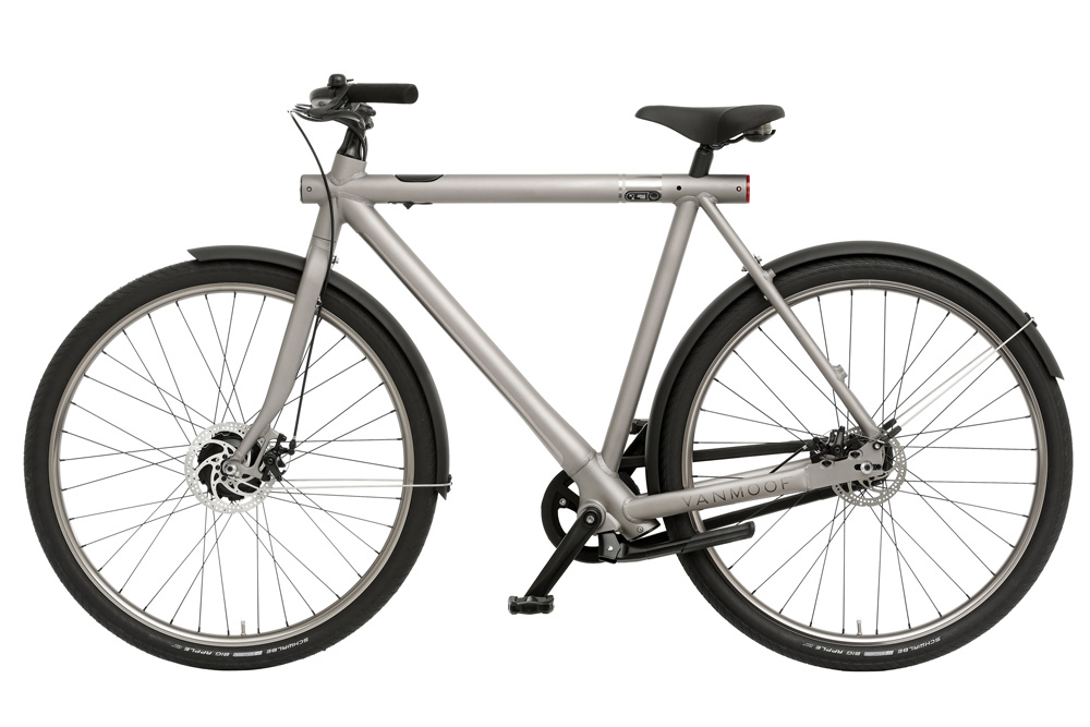 Vanmoof Electrified S-GRAY