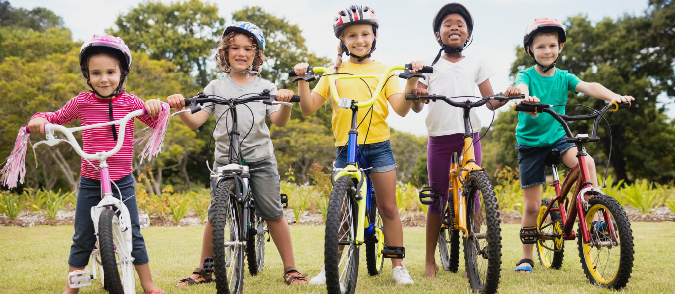 What Age Can Kids Ride Bike