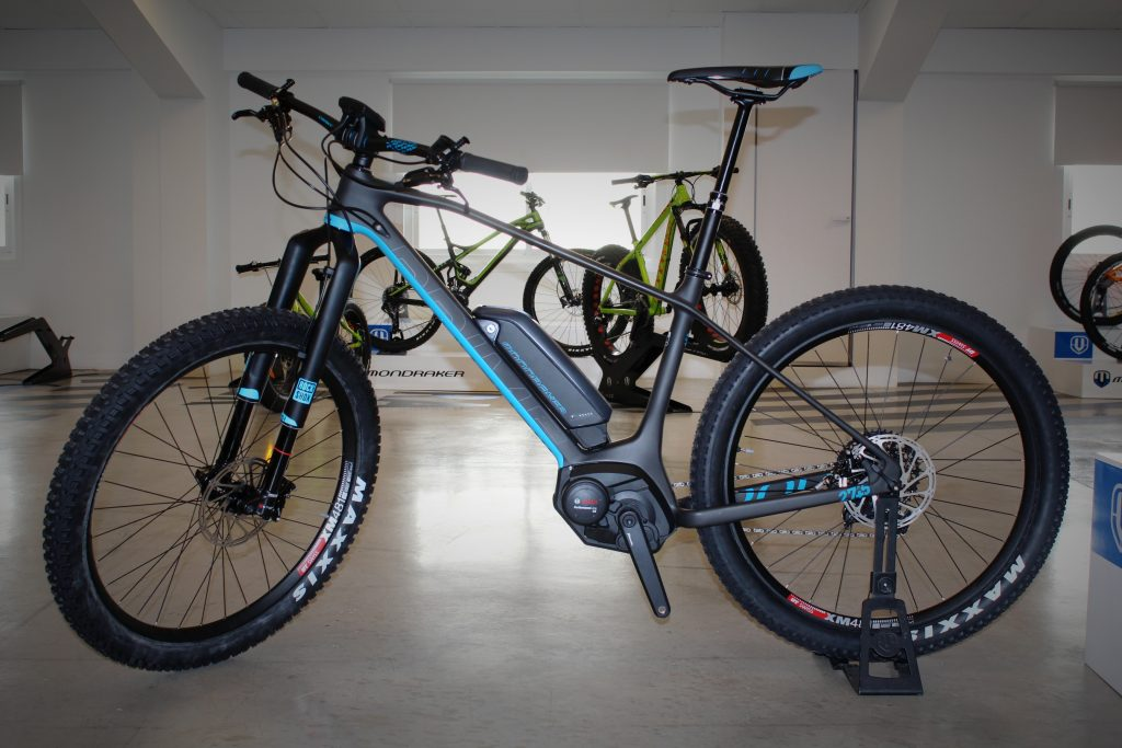 It seems that our e-bikes are awesome as we are completely sold out for 2016 already! The e-Crafty full suspension and e-Panzer fatbike have been our best sellers in this season. Maybe it's the Forward Geometry that matches perfectly with an e-bike? We don't really know, but we are overwhelmed by such a big demand!