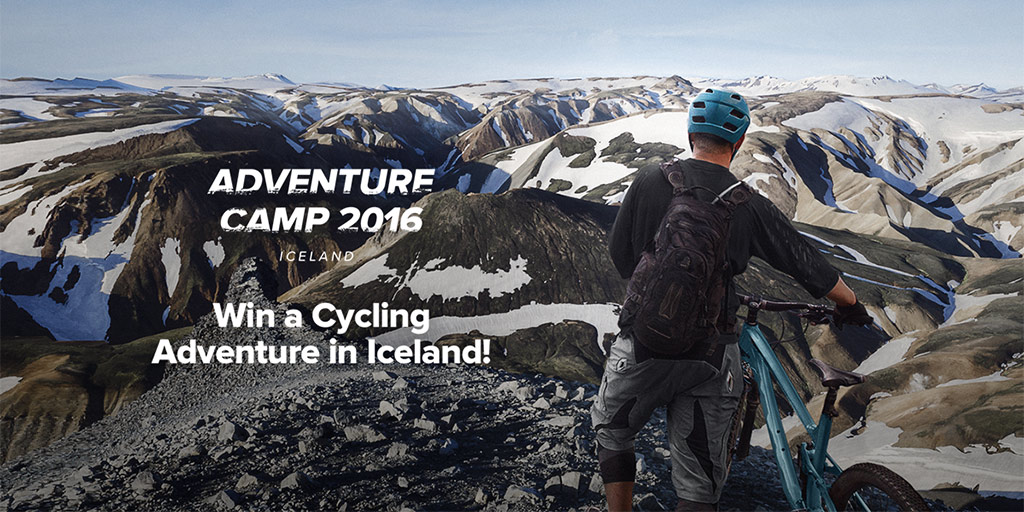 Once again, we've prepared something really special for this summer. In August, we will take three lucky winners from our We Love Cycling community to the cycling expedition on Iceland.