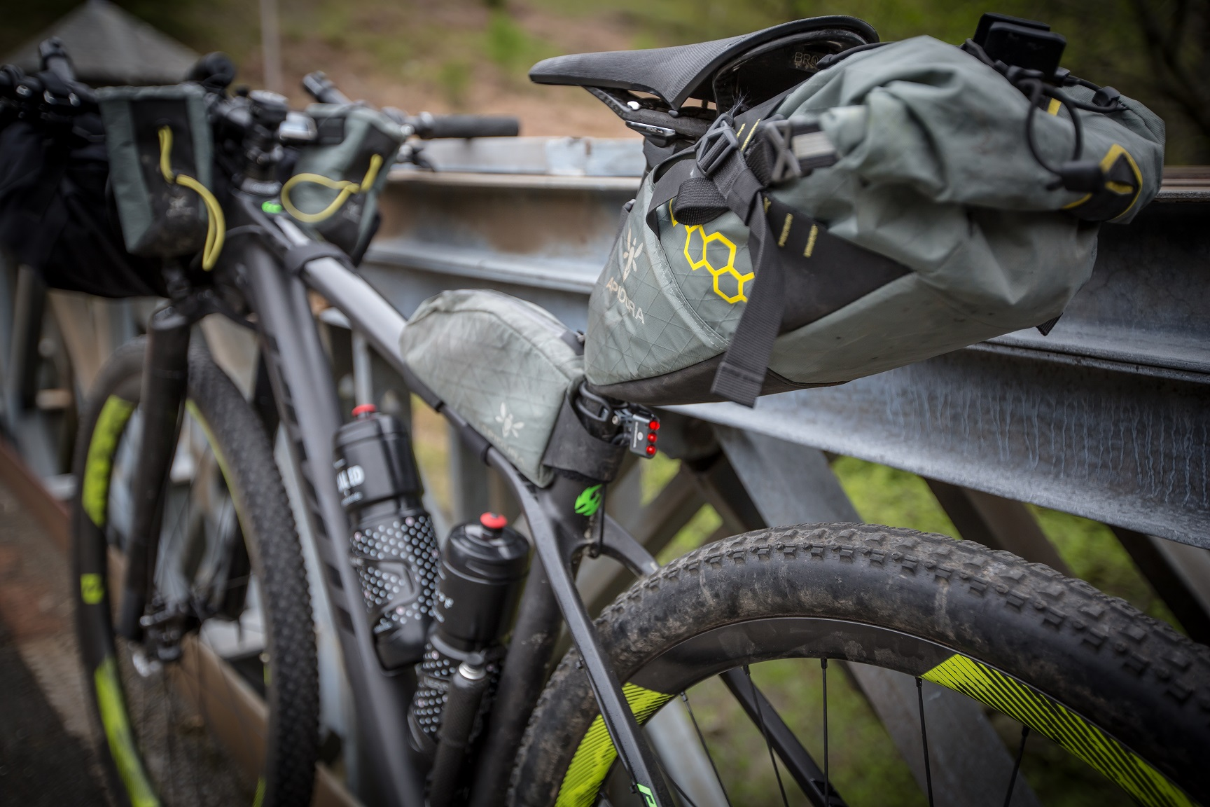 How To Turn Your Bike Into An Adventure Machine We Love
