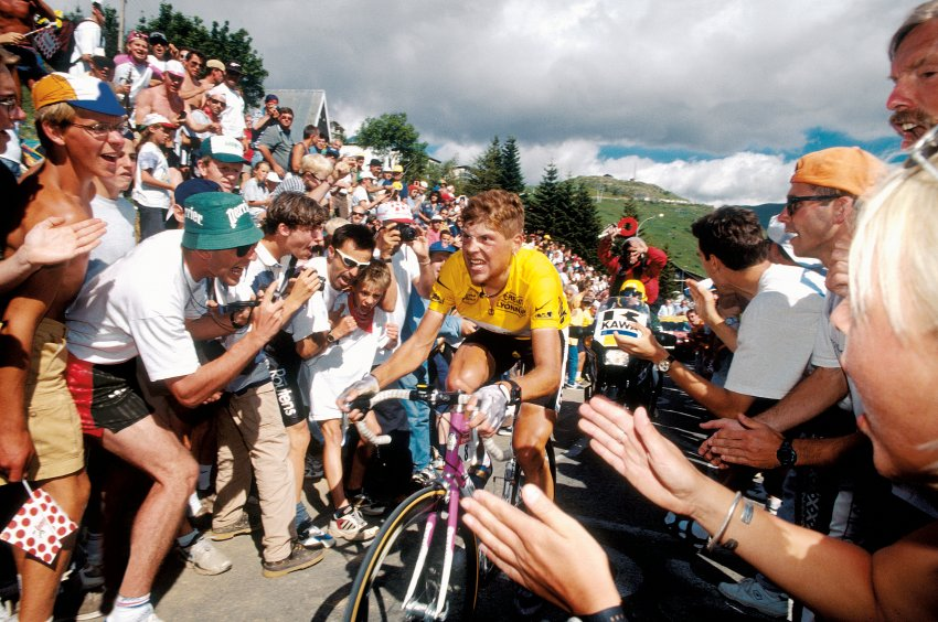 1997:He was the first German to win the Tour de France, but is better known for admitting to doping a decade later.