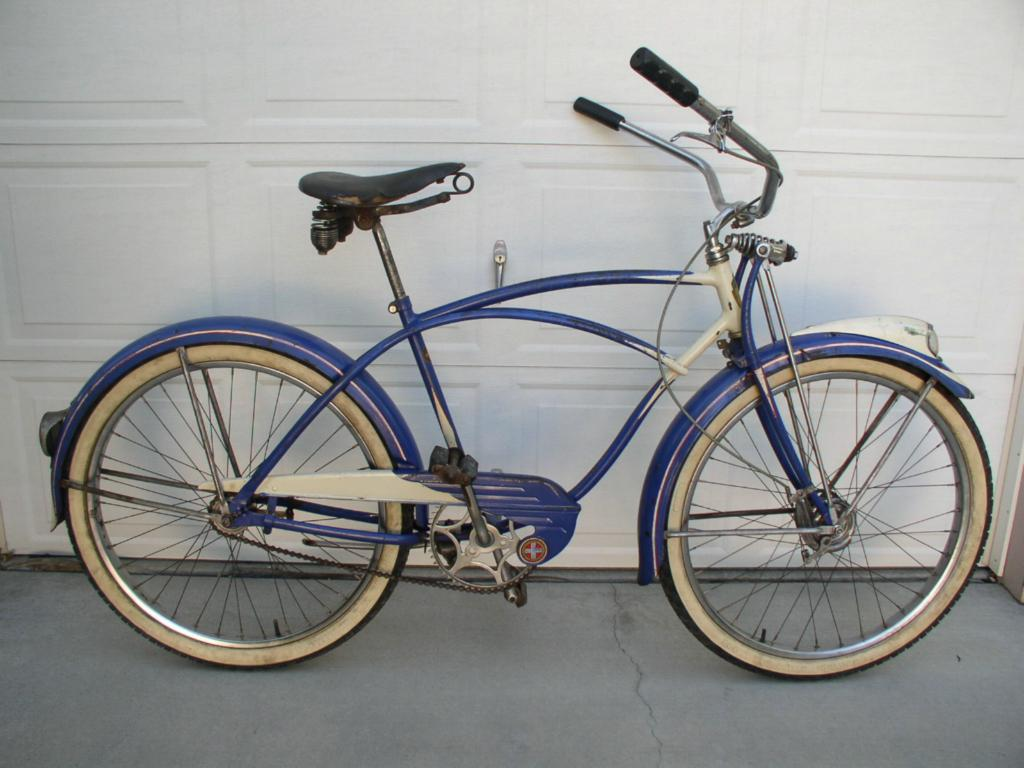 Which Bicycle From The Pre War Era Would You Ride Take