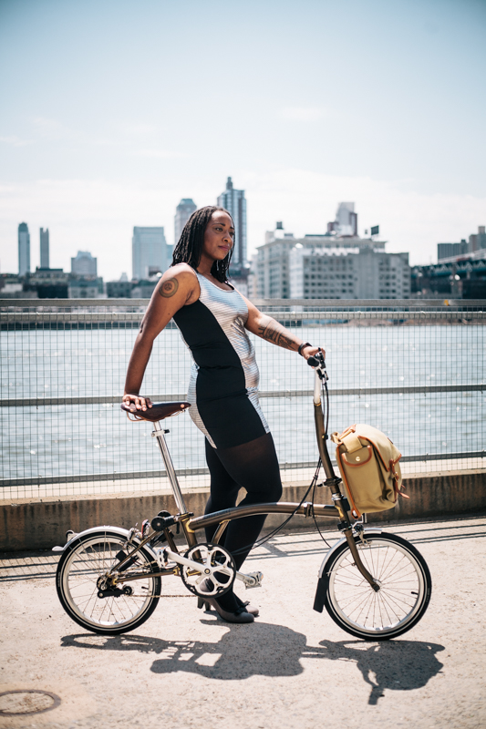 Bromptons have been approved by the NYC style committee.
