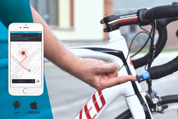 In Case Of A Theft The Sherlock App Will Track Your Bike And Show Its Journey On Your Screen So You Can Find It And Get Reunited With It