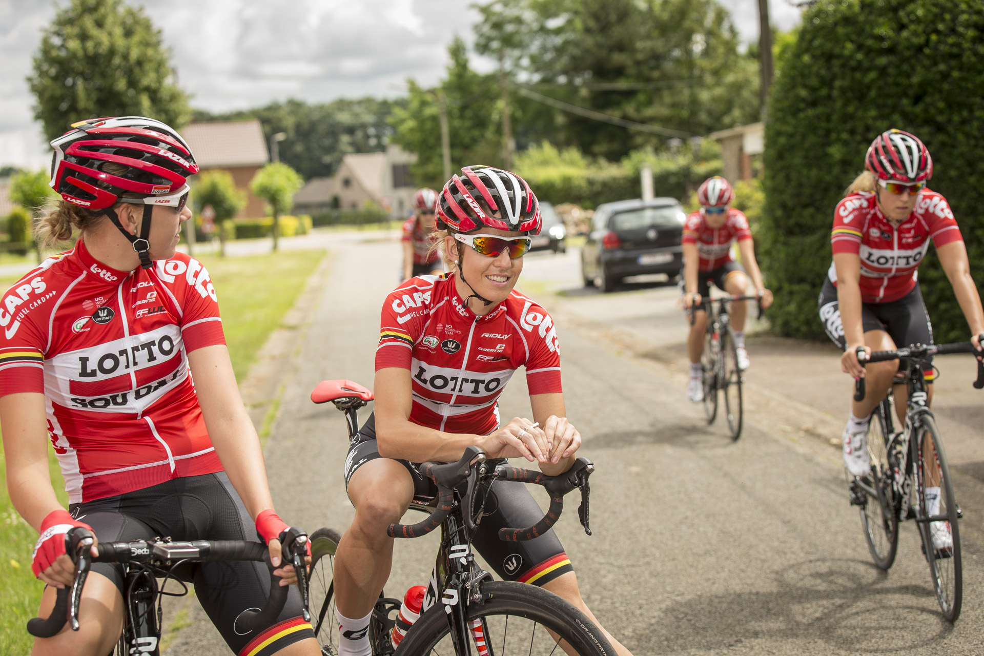 Lotto Soudal Cycling Team - Home Facebook