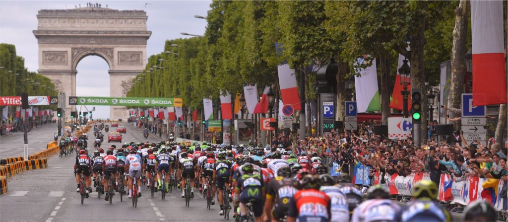 Can Amateurs Hang With The Tour De France Pro Peloton