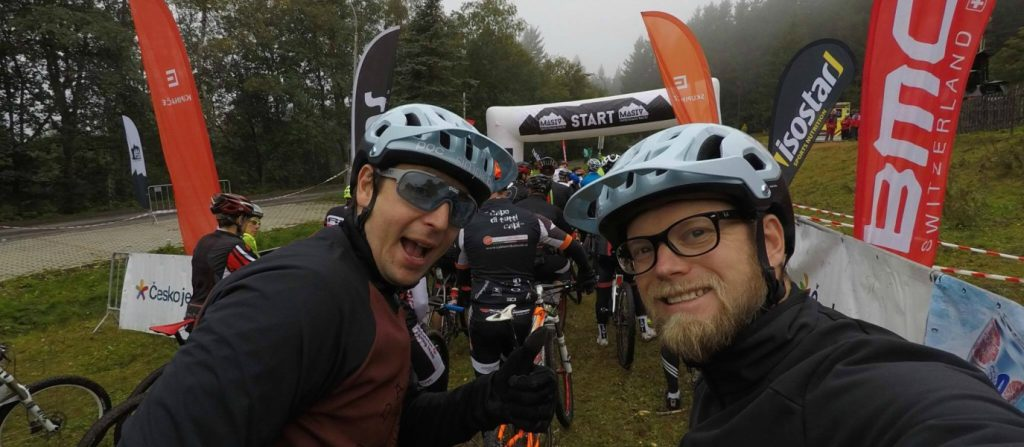 We Love Cycling Riders Battling Two More Stages Of A New Czech Mtb