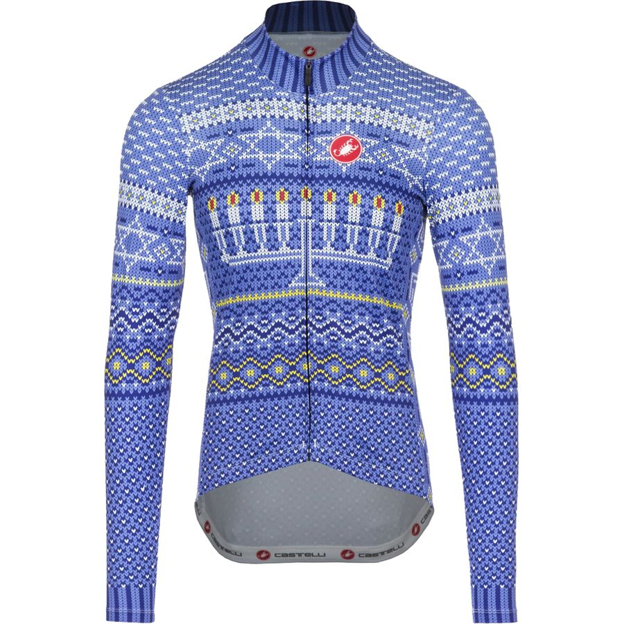 Christmas Lights Jersey: Must-Have Christmas Cycling Jerseys