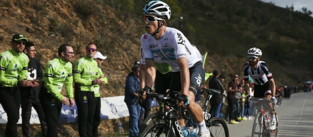 Kwiatkowski Attacks to Win Volta ao Algarve and Other Cool